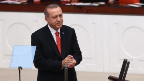 Cumhurbaşkanı Recep Tayyip Erdoğan yemin etti