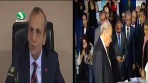 Türkeş'ten Topçu'ya ziyaret