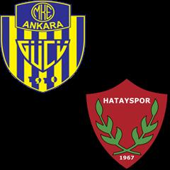 MKE Ankaragücü-Hatayspor