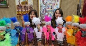 Kazakistan'da nevruz şenliği