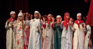 Farklı ülkelerden 700 çocuk barışa çağrı yaptı
