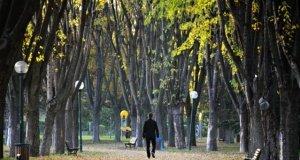 Bursa'da sonbahar büyülüyor