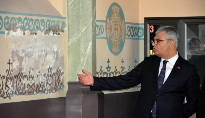 Bursa'da o Kilise hizmete açılacak