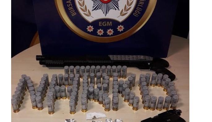Bursa'da Narko-Huzur uygulaması: 26 gözaltı