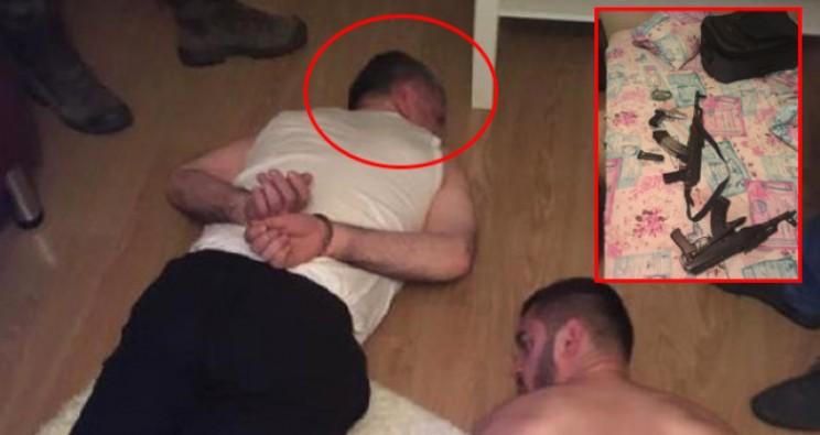 Bankacı kardeşini öldüren Erhan Timuroğlu yakalandı