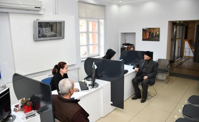 İnegöl Belediyesi, çözüm merkezi ile 7/24 vatandaşın hizmetinde