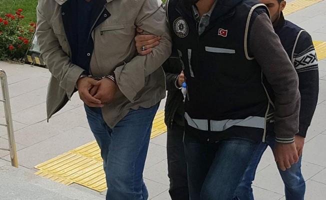 Başkentte terör operasyonu! 9 gözaltı