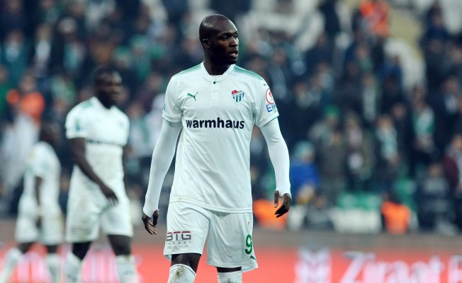 Bursaspor'a Moussa Sow müjdesi