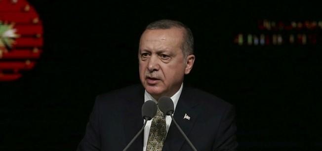 Erdoğan'dan Batı medyasına sert tepki