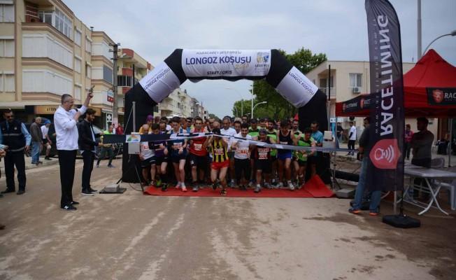 Bursa Karacabey Longoz koşusu