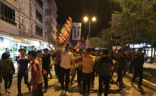 Galatasaraylılar Iğdır'da coştu