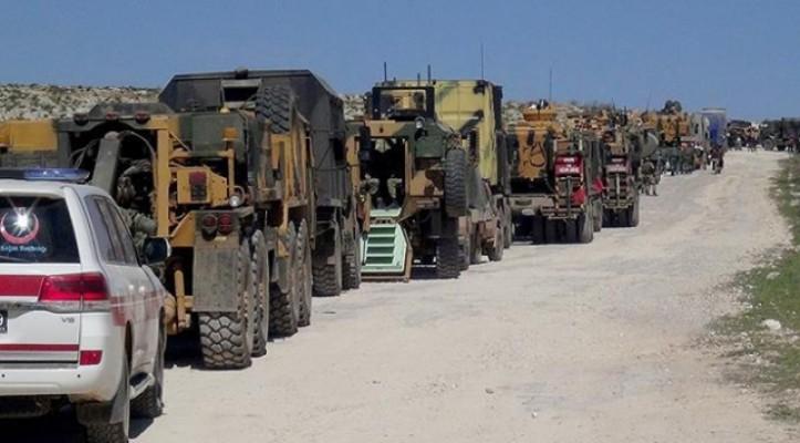 İdlib'de 12. ateşkes gözlem noktası kuruldu