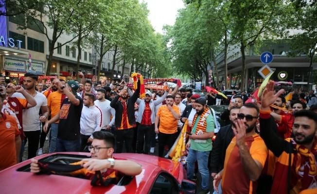 Köln'de şampiyonluk kutlamaları