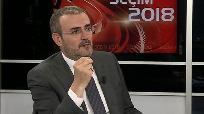AK Parti'den Muharrem İnce'nin açıklamalarına ilk yorum!