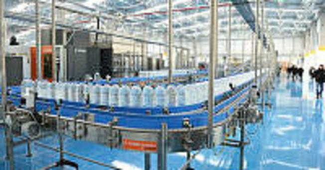 Bursa Büyükşehir Belediyesi su fabrikası üretime başladı