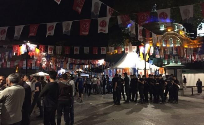 Bursa'da çıkan siyasi parti gerginliğine MHP'den açıklama geldi!