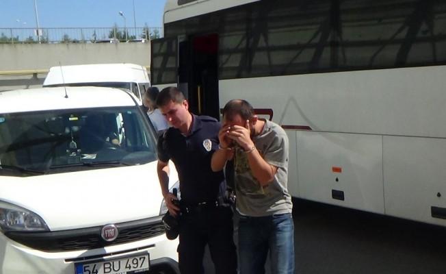 DEAŞ operasyonunda gözaltına alınan 19 kişi adliyeye sevk edildi