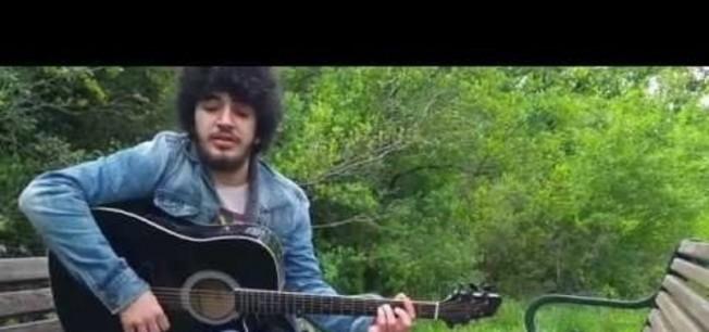 Genç şarkıcının cansız bedenine ulaşıldı