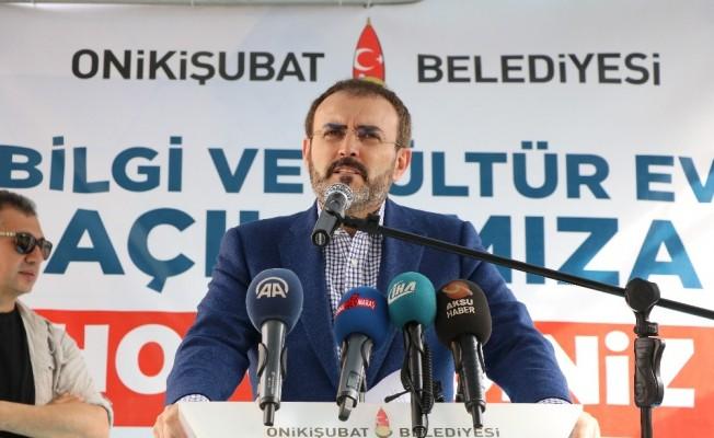 """Ünal, """"Seçimlerde, Avrupa'ya Osmanlı tokadını vuralım"""""""