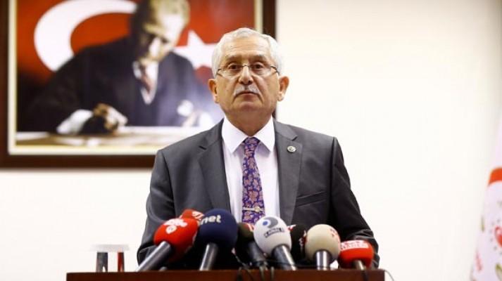 YSK: Erdoğan geçerli oyların salt çoğunluğunu almıştır