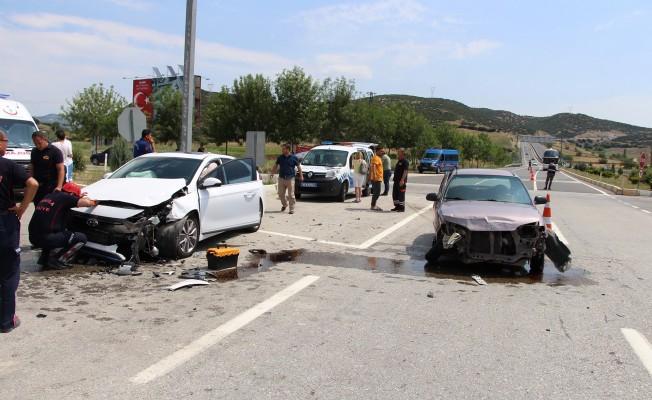Zincirleme kaza! 8 yaralı