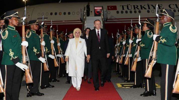 Başkan Erdoğan'dan kararlı duruş : '' Başarısızlık kitabımızda yer almaz''