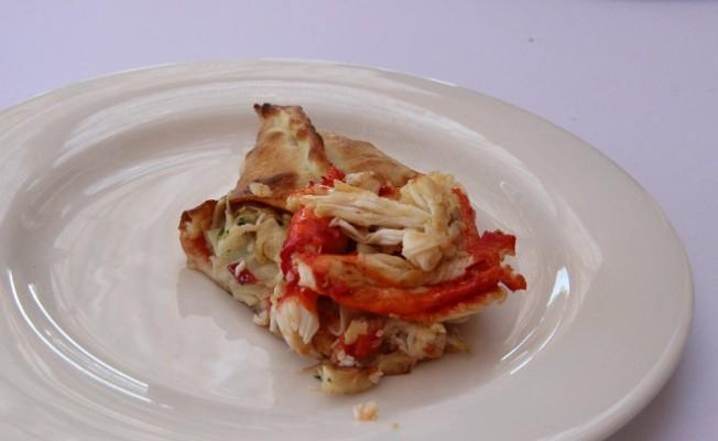 Çeşme'de dünya standartlarında 500 TL'lik pizza