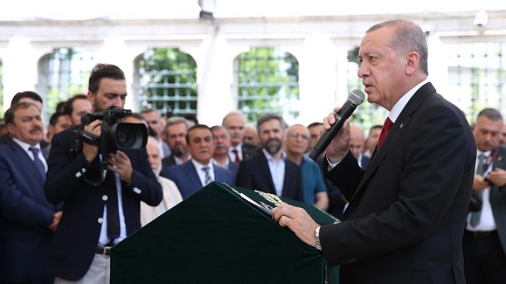 Cumhurbaşkanı Erdoğan: 2019 Fuat Sezgin yılı olacak