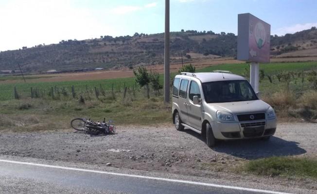 Gönen'de trafik kazası: 1 ölü