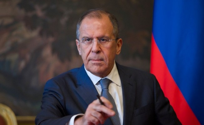 """Lavrov: """"NATO ülkeleri Rusya'dan 20 kat fazla savunmaya para harcadı"""""""