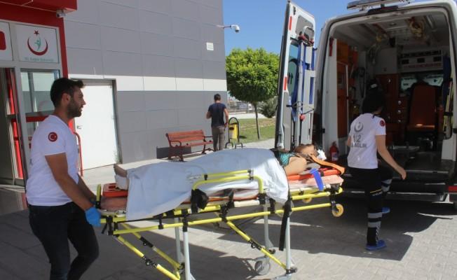Karapınar'da iki ayrı trafik kazası: 6 yaralı