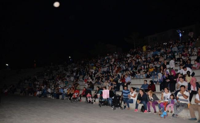 Sinema festivali hafta sonu da yoğun ilgi gördü