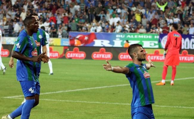 Spor Toto Süper Lig: Çaykur Rizespor: 2 - Kasımpaşa: 3 (Maç sonucu)
