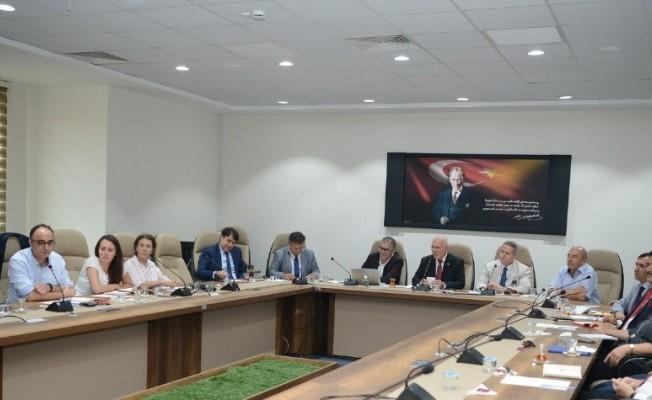 Uşak Üniversitesi'nde DTS Toplantısı