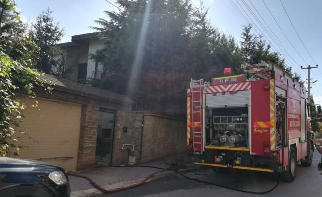 Yatalak hasta yanan evde yaşamını yitirdi