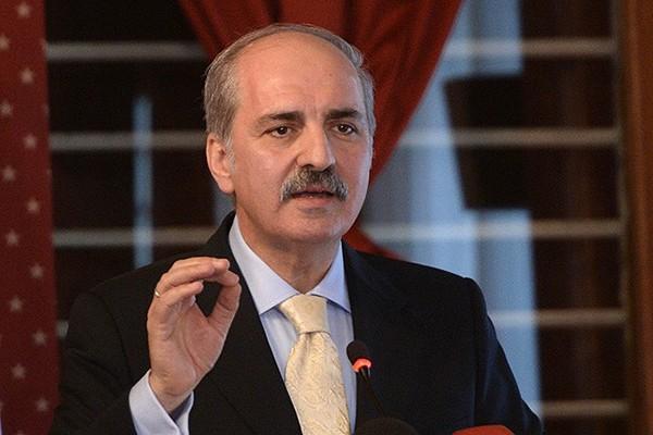 Ak Parti Belediye Seçimleri Komisyonu Başkanlığına  Numan Kurtulmuş getirildi.