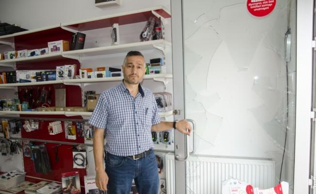 Ankara'da iş yerinden hırsızlık