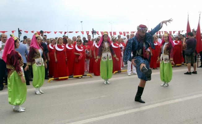 Atatürk'ün Sinop'a gelişinin 90. yıl dönümü