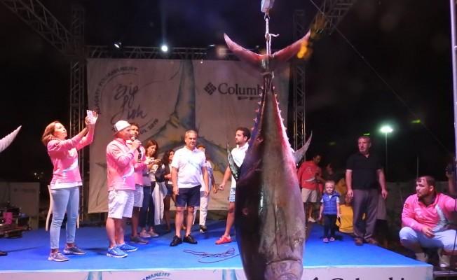 Columbia PFG Alaçatı Big Fish Turnuvası