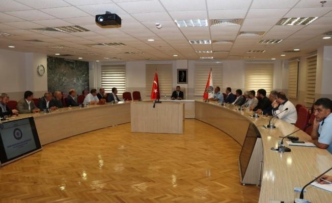 Emniyet Müdürlüğünden yeni eğitim öğretim yılında bilgilendirme toplantısı
