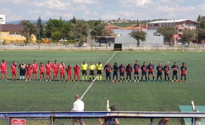 Eskigediz Belediyesi Gazispor ikinci maçında da berabere