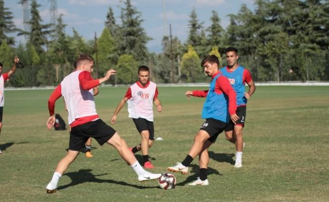 Eskişehirspor, Denizlispor maçının hazırlıklarını tamamladı