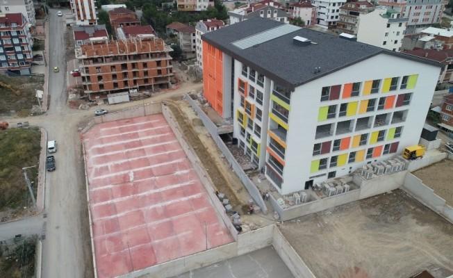 Gebze Gençlik Merkezi binası tamamlanıyor