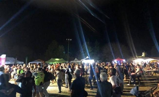 Kuşadası motosiklet festivali başladı