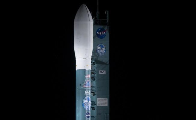 NASA buzulların erime ölçümünü yapacak ICES Sat 2 uydusunu uzaya fırlattı