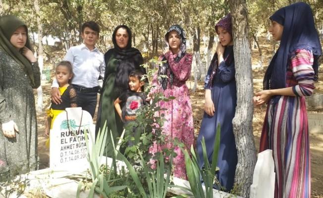 PKK'lı teröristler tarafından öldürülen Budak'ı sevenleri unutmadı