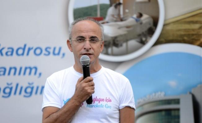 Prof. Dr. Emin Ersoy: ''Türkiye'deki nüfusun yüzde 32'sinin obez olduğu saptandı''