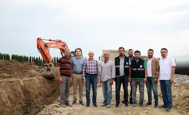"""SASKİ Genel Müdürü Keleş: """"Akçay Barajı şehri geleceğe taşıyacak"""""""