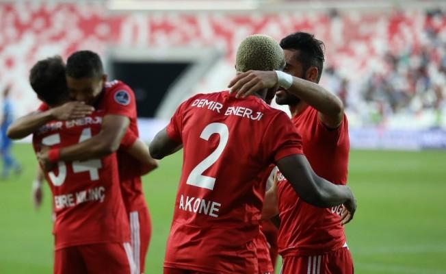 Spor Toto Süper Lig: DG Sivasspor: 2- BB Erzurumspor: 2 (Maç sonucu)