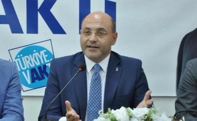 """""""Türkiye'nin geleceğine yapılan en büyük yatırım, eğitime yapılan yatırımdır"""""""